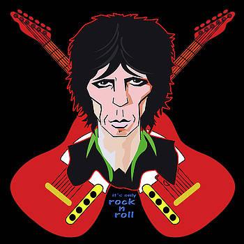 Only Rock N Roll by Neil Finnemore