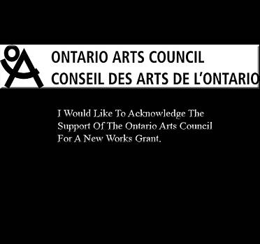 Ontario Arts Council by Heather  Rivet