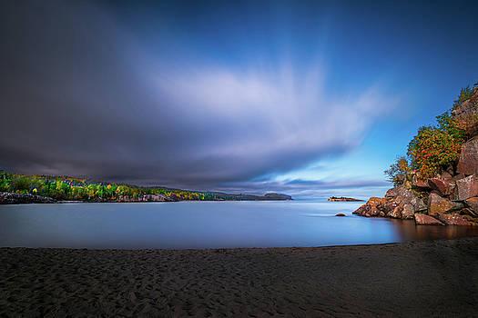 Onyx Beach by Mark Rainer