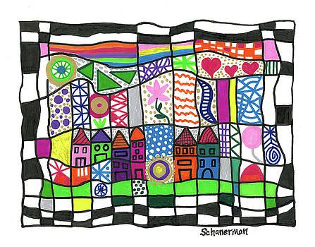 Oodles Of Doodles by Susan Schanerman