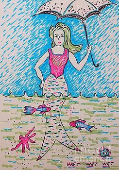 Oops its Raining by Heather McFarlane-Watson