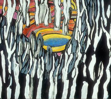 Ooraminna Rockhole by Sandra Salo Deutchman