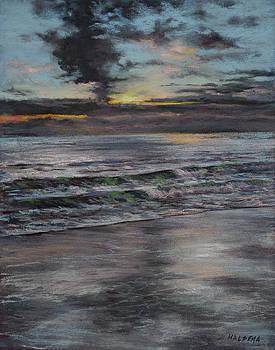 Opal Ocean by Cheri Halsema