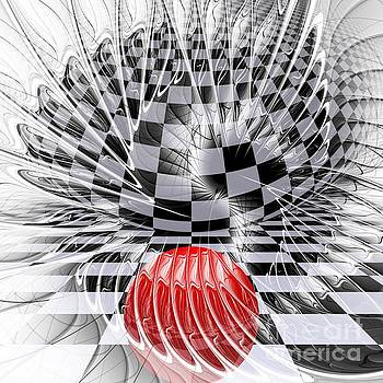 OpArt Fractal by Issabild -