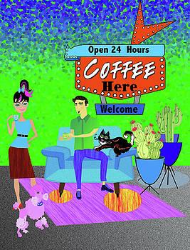 Open 24 Hours by Lynnda Rakos