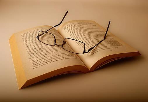 Open Book by Jose Roldan Rendon