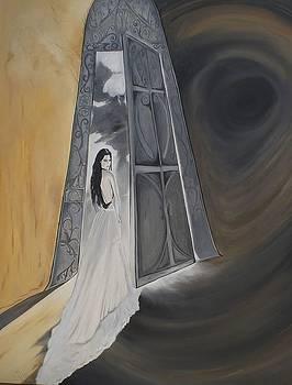 Open door by Colin O neill