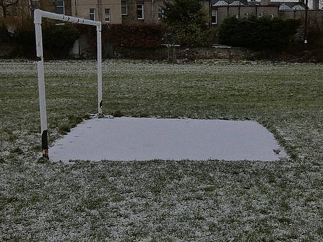 Open Goal by Nik Watt