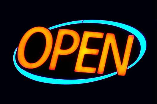 Open In Neon by Joey OConnor