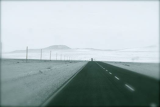 Open road by Jaqueline Briel