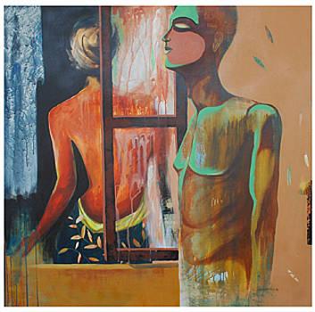 Open Window by Umesh Charole