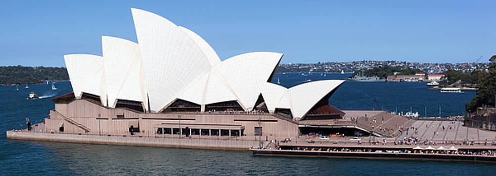 Ramunas Bruzas - Opera House Panorama