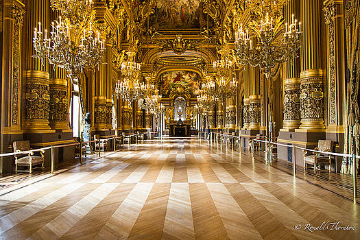 Opera House by Ron Thornton
