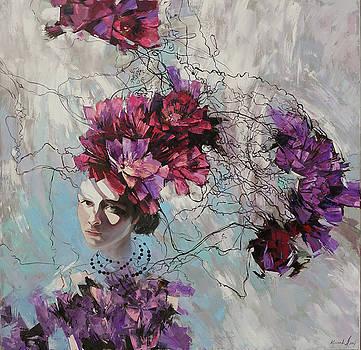 Ophelia by Anastasija Kraineva