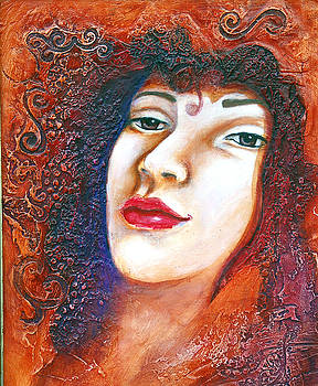 Ophelia by Claudia Fuenzalida Johns