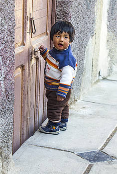 Venetia Featherstone-Witty - Opportunity Knocks in Bolivia