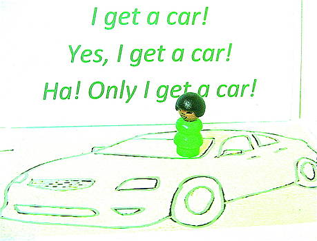 Oprah Gets A Car by Ricky Sencion