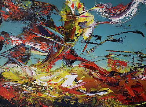 Opt.6.17 Dance in the Sky by Derek Kaplan