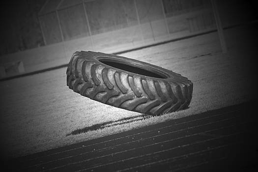 Cathy  Beharriell - Optical Illusions Tire