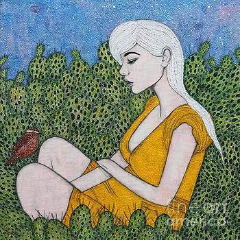 Opuntia by Natalie Briney