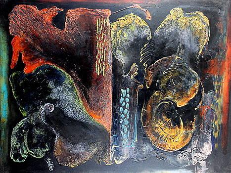 Opus by Farzali Babekhan