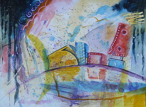 Opus No. 9 by Linda Watson