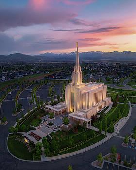 Dustin LeFevre - Oquirrh Mountain Temple