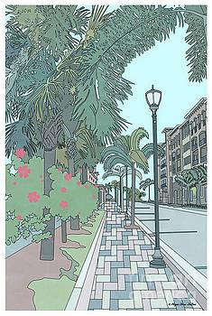 Orange Avenue by Megan Dirsa-DuBois