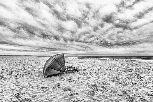Orange Beach Canape by John McGraw