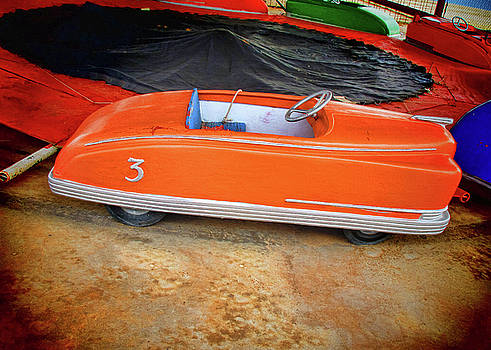 TONY GRIDER - Orange Car Ride - Waiting for Summer