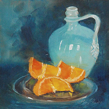 Mary Benke - Orange Complement