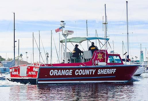 Orange County Sheriff by Carol Tsiatsios