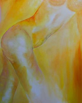 Orange Cream by Larry Ney  II