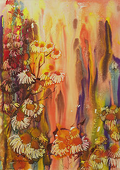 Orange Crush by Shirley Sykes Bracken