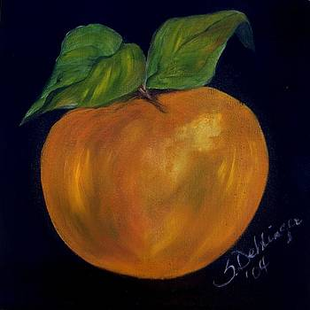 Orange Delight by Susan Dehlinger