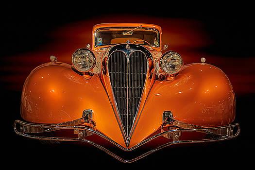 Susan Rissi Tregoning - Orange Dream