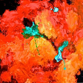 Orange  The Color by Jim Ellis