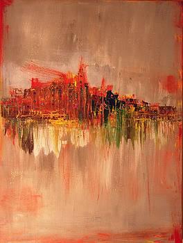 Orange by Lilliana Didovic