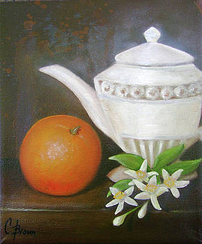 Orange Pekoe by Colleen Brown
