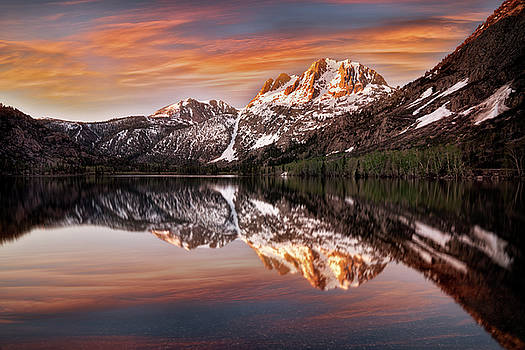 Orange Relections by Nicki Frates