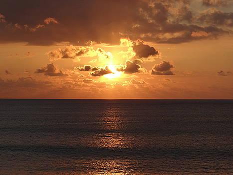 Orange sunset by Exploramum Exploramum