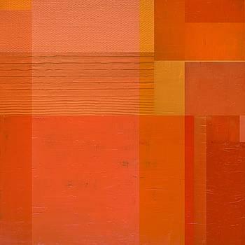 Michelle Calkins - Orange with Stripes