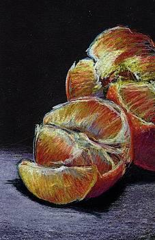 Oranges by Lis Zadravec