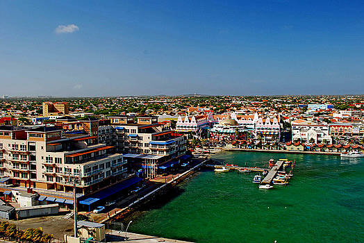 Gary Wonning - Oranjestad Aruba