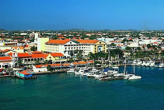 Gary Wonning - Oranjestad Aruba Marina
