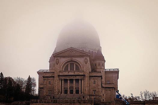 Oratoire Saint-Joseph by Mohamed Nabouli