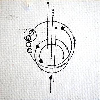 Orbit #001 by Sinta Jimenez