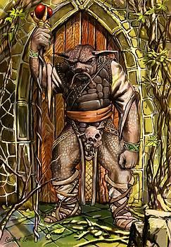 Orc Shaman by Bob Cook