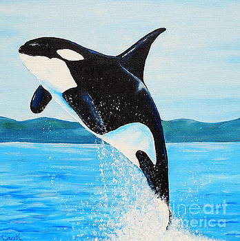 Orca by Kirsten Sneath