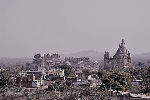 Orcha Fort by Karan Anand
